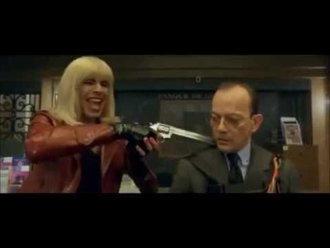 Wasabi (2001) - Bank Robbery Scene (English Dubbed)