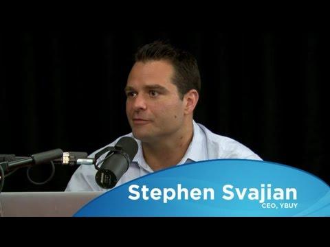 - Startups - SendGrid Startup of the Week #1 - Stephen Svajian of YBUY