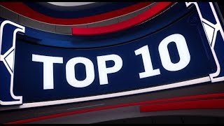 Top 10 Plays of the Night January 12 2018