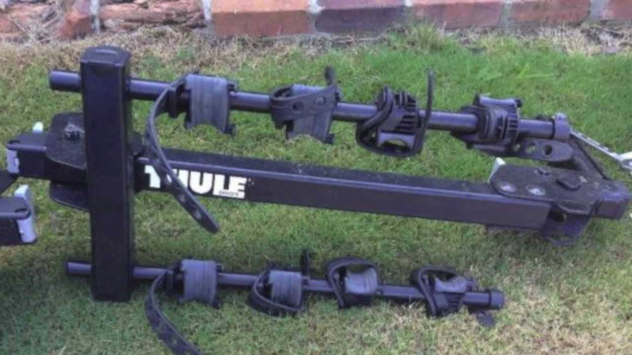 Best Rated Thule Bike Rack Carriers From Rear Trunk To