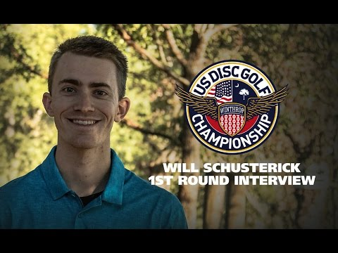 USDGC2015 First Round Interview - Will Schusterick