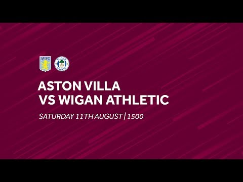 Aston Villa 3-2 Wigan Athletic | Extended highlights