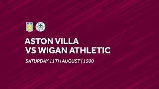 Aston Villa 3-2 Wigan Athletic | Extended highlights