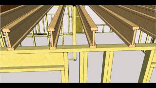 Installing and Blocking Deep Joists