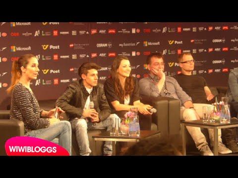 Eurovision Meet and Greet: San Marino Anita Simoncini & Michele Perniola  | wiwibloggs