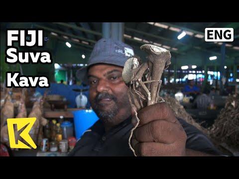 【K】Fiji Travel-Suva[피지 여행-수바]피지사람들의 음료 카바/Suva/Kava