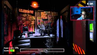 NoThx playing Five Nights At Freddy's EP01