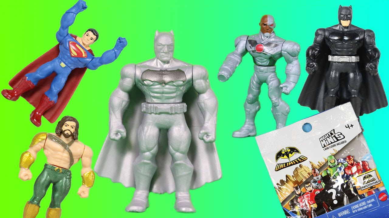 Justice League Mighty Minis Series 1 Superman
