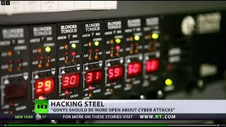 Cyberattack On German Steel Mill Inflicts Serious Damage!