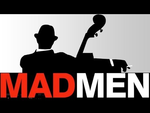 Mad Men - All Bass Cover - by Adam Ben Ezra