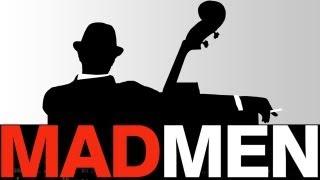 Mad Men - All Bass Cover - by Adam Ben Ezra