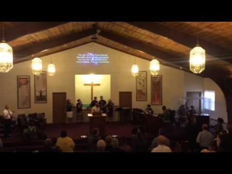 Youth Service at Apostolic Tabernacle 3