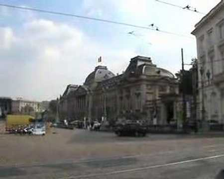 Royal Palace - Brussels