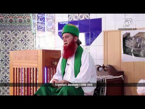The Garden of Paradise | Shaykh Sufi Arshad Mahmood | Germany, Frankfurt