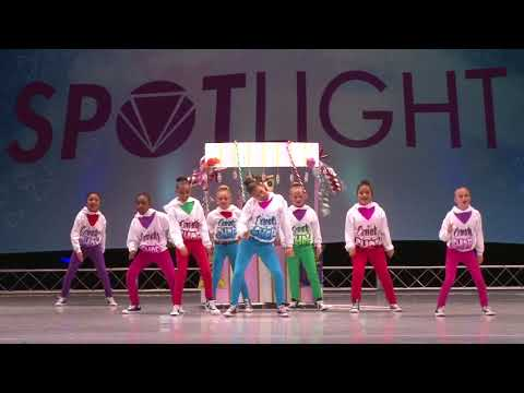 2018 Spotlight Dance Cup - Candy Shoppe
