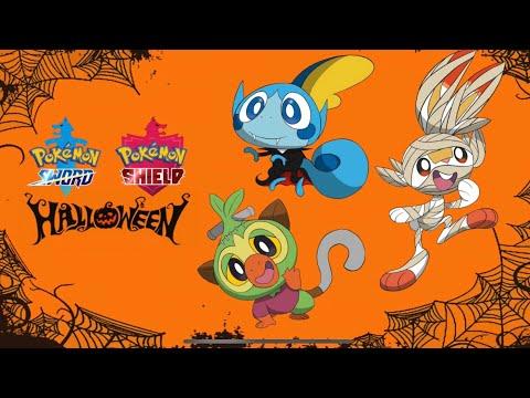 halloween-form-pokémon-sword-and-shield-starters-(fan-art)