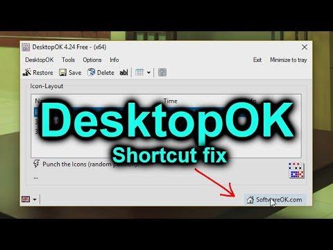 DesktopOK not working UPDATE