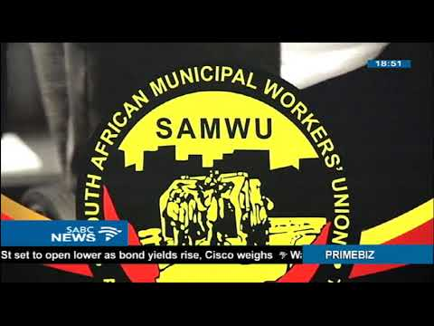 Samwu rubbishes reports of financial impropriety at the union
