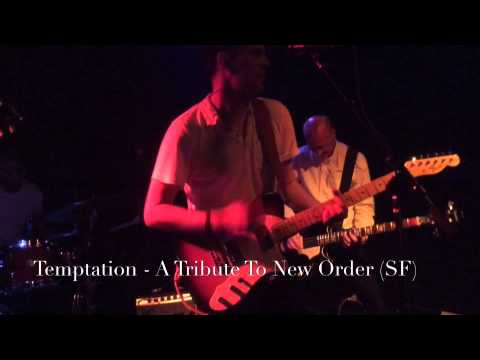 Temptation - A Tribute To New Order @ Radio Radio!