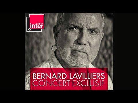 """Bernard Lavilliers - Live Intégral """"5 minutes au Paradis"""" (France Inter_12.12.2017)"""