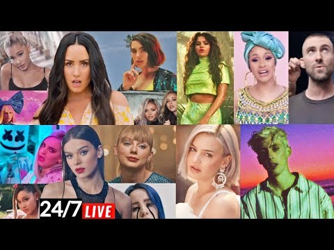 MASHUP 24/7 Live Stream 🎵 Best Songs of 2019 - Pop, Dubstep, Trap, EDM, Electro House
