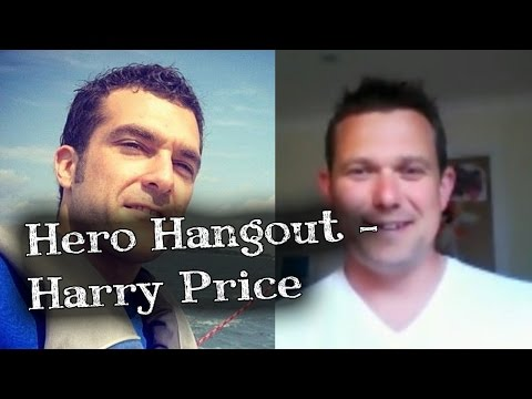 Hero Hangout with Harry Price
