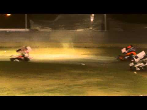 Little Valley Speedway Patriot Sprint Tour 7-3-15