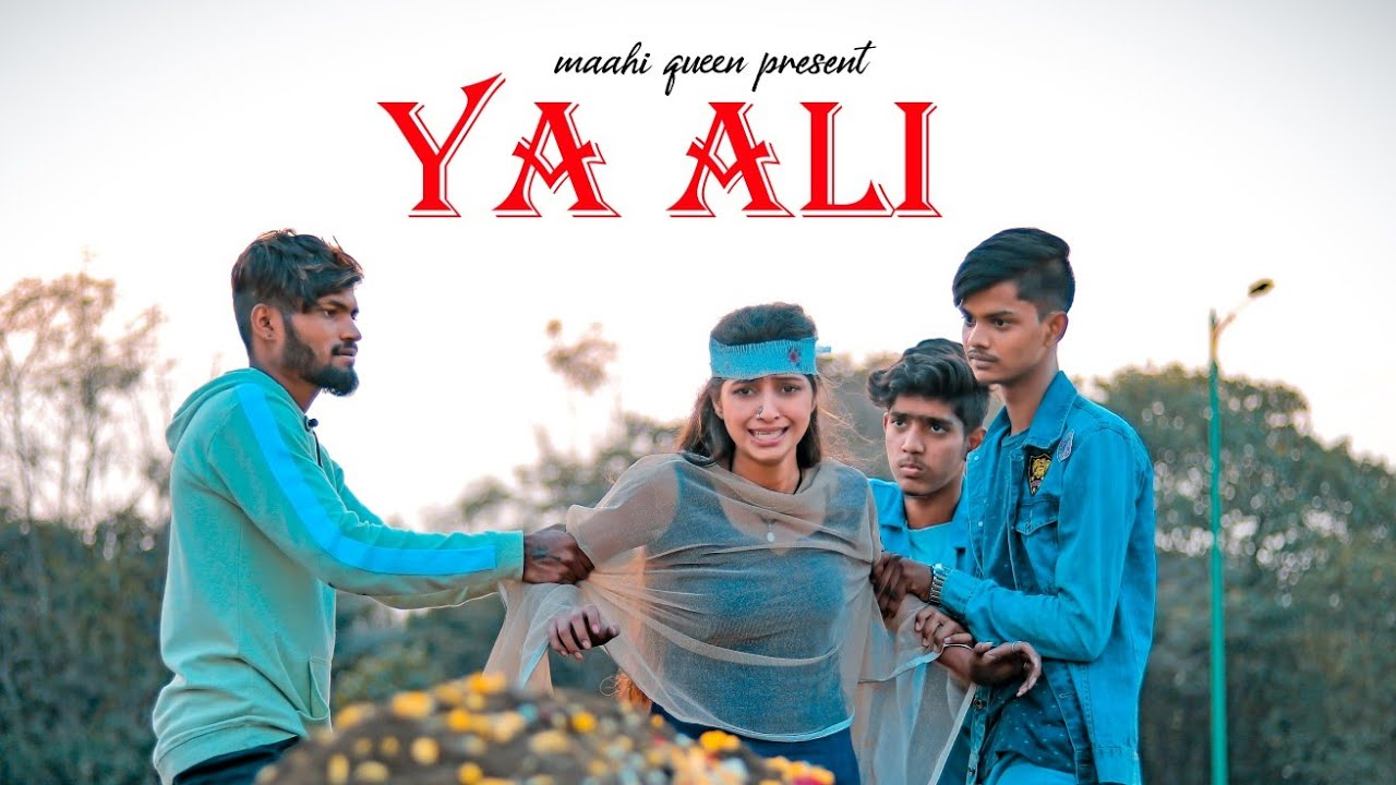 Ya Ali | Bina Tere Na Ek Pal Ho | Zubeen Garg | Heart Touching Love Story | Ft. Maahi queen & Guru
