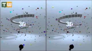 Baixar Video 3D - Sem óculos. Fique Vesgo e veja em 3D