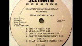 Money Boss Players - Nighty Night