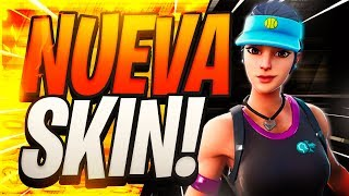"NEW SKIN ""TENISTA"" FORTNITE ? Rubinho vlc"