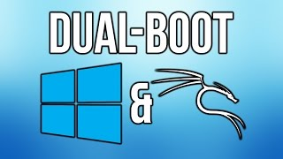 How to Dual-Boot Windows 10 and Kali Linux