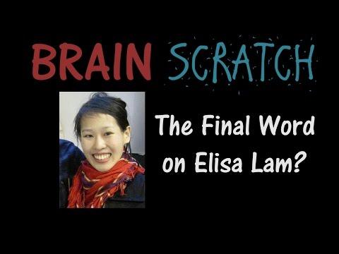 BrainScratch: The Final Word on Elisa Lam?