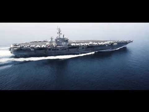 USS Dwight D Eisenhower deployment