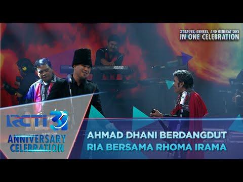 "Rcti 31 Anniversary Celebration – Rhoma Irama Feat. Ahmad Dhani ""ghibah"""