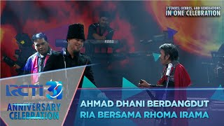 "Download Lagu Rhoma Irama feat. Ahmad Dhani - ""Ghibah"" 