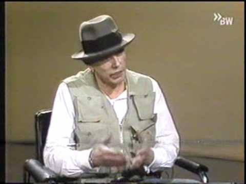 Joseph Beuys - Interview (1980). 2/5