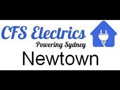 Electrician in Newtown