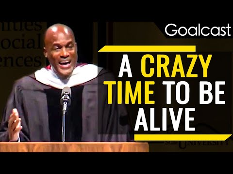WICKED Motivation to WAKE UP and GET IT DONE | Kenny Leon Speech | Goalcast