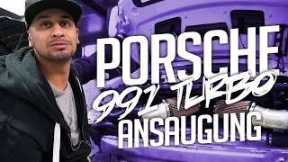 JP Performance - Porsche 991 Turbo | Ansaugung