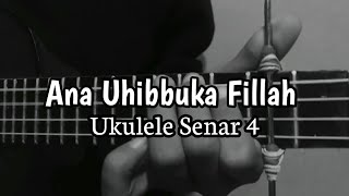 Download Lagu ANA UHIBBUKA FILLAH  Cover Ukulele By Windy M mp3