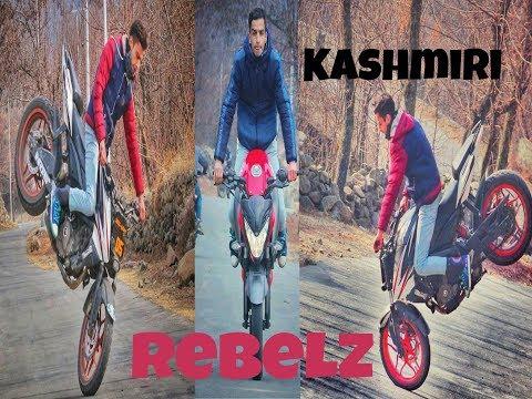 Kalkhrab |kashmiri |bike |stunts|2018|latest|by |baba technical kashmir