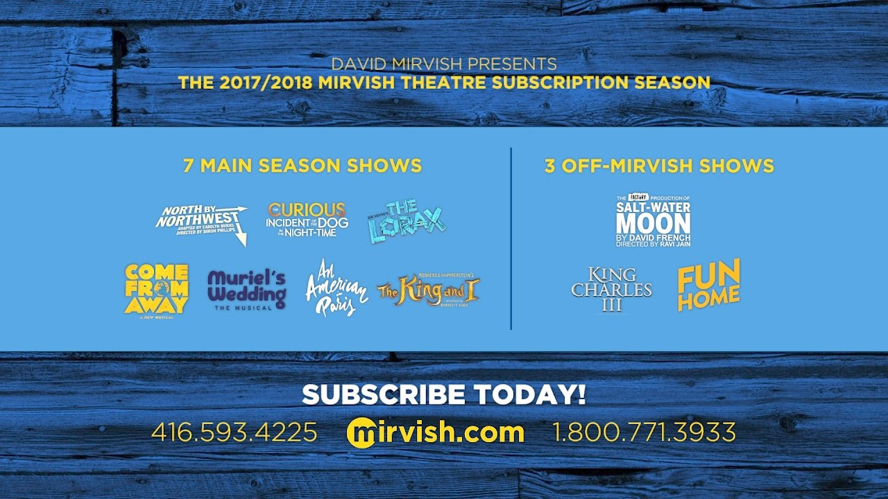 Subscriptions 2017 - 2018 52