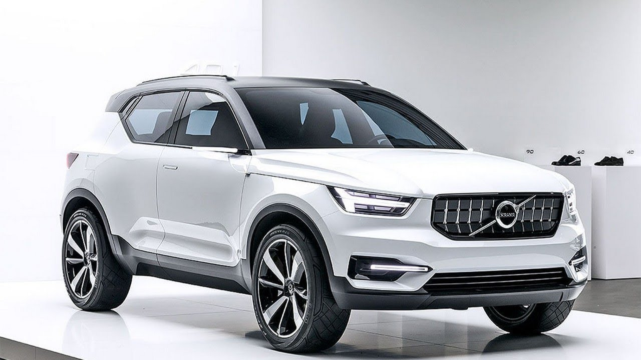 ALL NEW 2019 Volvo XC40 - GREAT SUV - YouTube