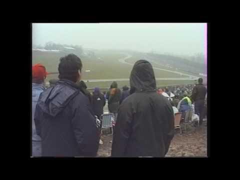 1993 European Grand Prix Donington Amateur Footage