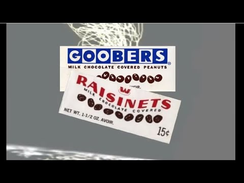 Goobers and Raisinets 1971 Jingle