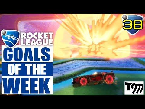 Rocket League - TOP 10 GOALS OF THE WEEK #38 (Rocket League Best Goals) thumbnail
