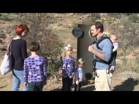 Joe Gumm & family, Traveling With The Tribe: Fredericksburg, TX