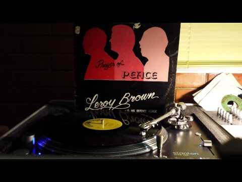 Leroy Brown - Prayer Of Peace (Full Album) REGGAE