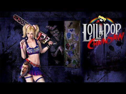 Lollipop Chainsaw - The Movie (Gamer Memories)